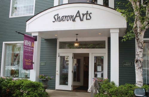 Monadnock Ledger-Transcript - Sharon Arts Center and its