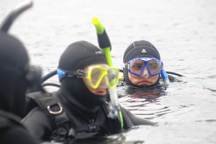 Monadnock Ledger-Transcript - The search for the Dublin Lake
