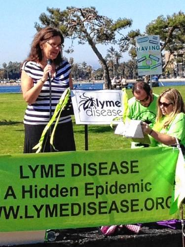 Monadnock Ledger-Transcript - Lyme disease difficult to diagnose
