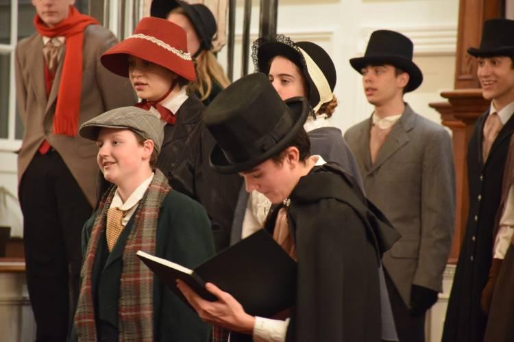 The Spirit Of Christmas Cast.Monadnock Ledger Transcript Goodwill Spread At Christmas