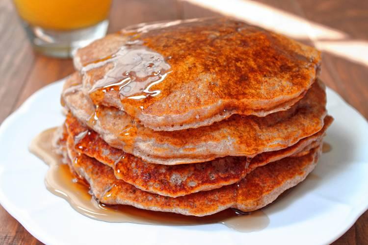 Gluten-free pancakes Photo credit: Sonya LeClair