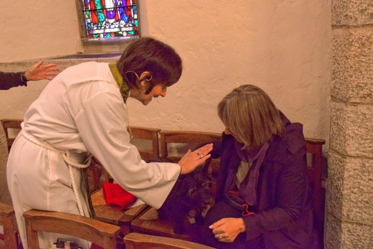 Monadnock Ledger-Transcript - The blessing of the animals