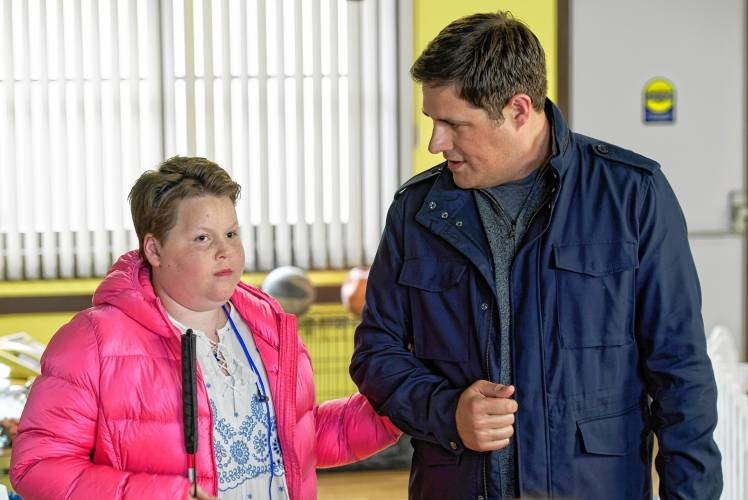 Monadnock Ledger-Transcript - Peterborough teen's acting