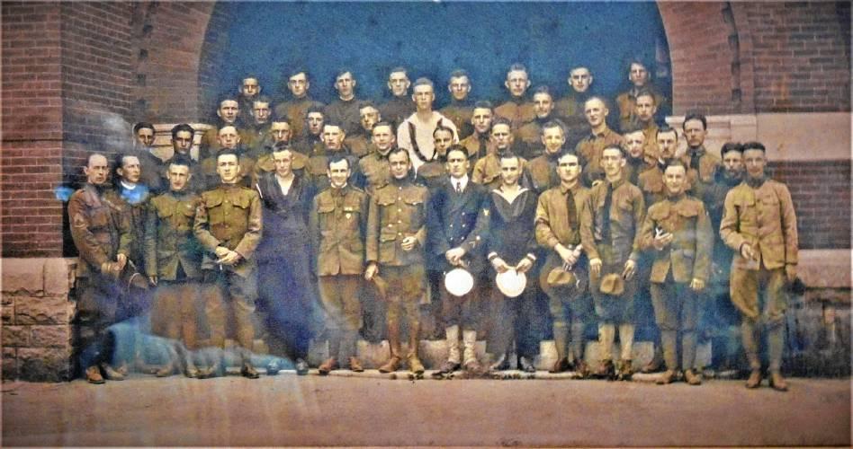 Monadnock Ledger-Transcript - Wilton in World War I