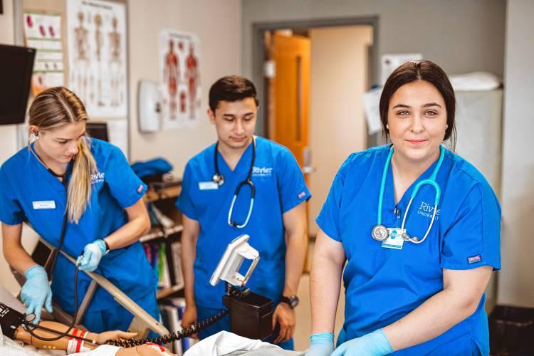 Monadnock Ledger-Transcript - NH nursing programs see more applicants